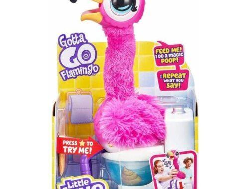Potyi a flamingü